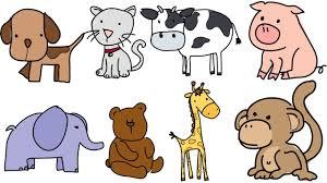 Vẽ tranh đề tài động vật Phần 1   Dạy các con vật cho bé