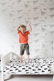 Thomas Contemporary Dinosaur Room Kids Interiors