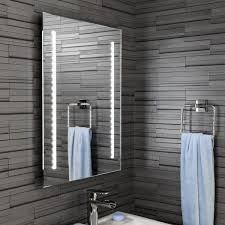ceramica mirror with battery powered