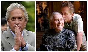 The moving words of Michael Douglas to the deceased father