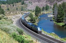 historic route for california zephyr