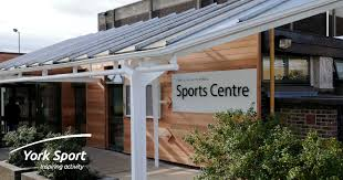 university of york sport centre