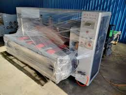 China Auto Corrugated Box Cardboard Creaser Slitter Machine For Box Making With Adjustable Fence China Rotary Slitter Automatic Corrugated Slitter Scorer Machine
