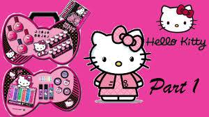 o kitty kids beauty box makeup