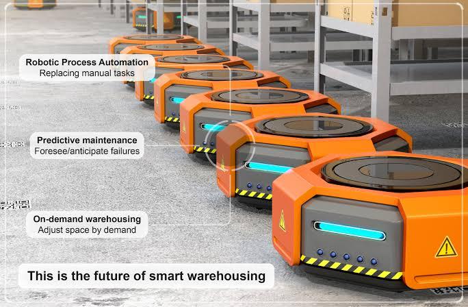AI in warehousing