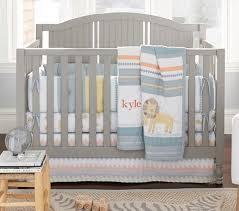 little lion organic nursery bedding