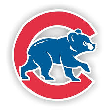 Chicago Cubs Bear Cub Vinyl Die Cut Decal Sticker 12 Co