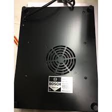 Bếp từ đơn BOSCH Model PMI668IH nhập khẩu Đức siêu bền (màu đen) - Bảo hành  12 tháng giảm chỉ còn 900,000 đ