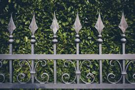 5 Benefits Of A Wrought Iron Fence
