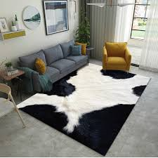 cilected 80x120cm animal fur faux