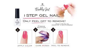 homei weekly gel nail lagoon you