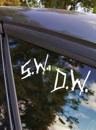 Decal Supernatural Sam Winchester Dean Winchester Initials S W D W Laptop Decal Laptop Sticker Car Sticker Car Decal In 2020 Supernatural Sam Winchester Supernatural Sam Supernatural Party