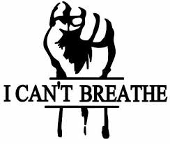 I Cant Breathe George Floyd Vinyl Decal Sticker For Cars Laptops And More Ebay