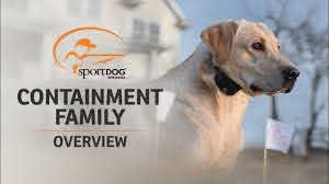 Rechargeable In Ground Fence System Sportdog