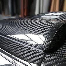 Black Fashion 6d Carbon Fiber Vinyl Sticker For Motorcycle Car Lpod 152x10 Cm Buy At A Low Prices On Joom E Commerce Platform
