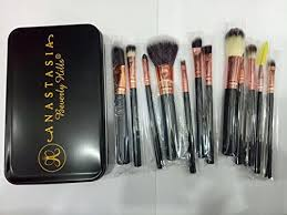 makeup brush set 10 piece