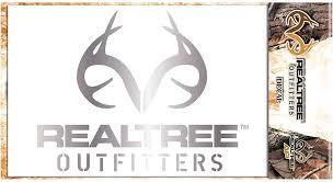 Amazon Com Realtree Logo Decal 5 Chrome Chrome 5 Clothing