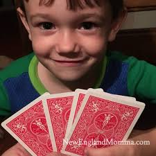 6 best card games for kids