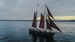 hd wallpaper pirate ship sail