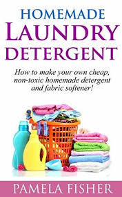 homemade laundry detergent how to make