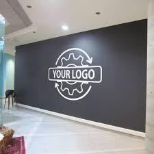 Custom Vinyl Business Logo Decal Stuck On Expression