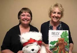 "Teddy Bear clinic - Barbara ""Bobbi"" Johnson and Sharon Hegstrom ..."