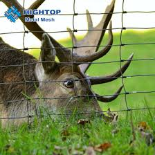 China High Quality Hog Wire Fencing Field Fence Wire 8ft Fixed Knot Deer Wire Fencing China Field Fence Cattle Fence Panel