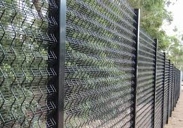3d Security Welded Anti Climb Fence For Secure Perimeter Protection