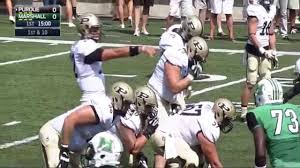 Marshall Highlights vs Purdue Football ...