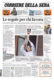 Corriere della Sera – 15 marzo 2020 / AvaxHome