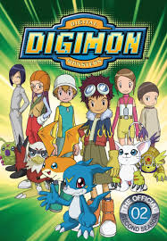 Digimon Adventure 02 Latino