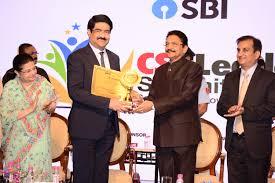 Governor Vidyasagar Rao presents CSR awards to Kumar Mangalam ...