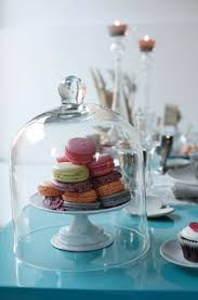 glass dome bell jar cloche with