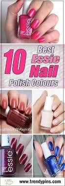 10 best essie nail polish colors
