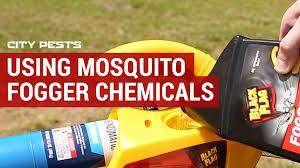 mosquito fogging chemicals