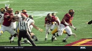 Iowa at Minnesota - Football Highlights ...
