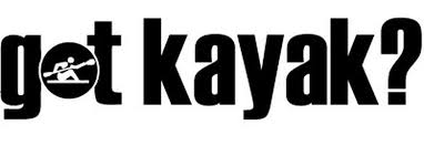 Got Kayak Vinyl Decal