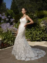 wedding dresses from blossoms bridal in