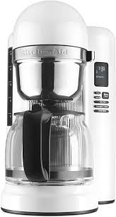kcm1204wh 12 cup coffee maker