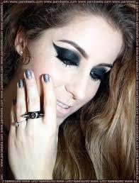 rocker chic makeup saubhaya makeup