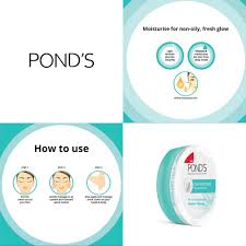 Ponds Face Cream Light Moisturiser Online shopping In Sri Lanka ...
