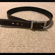 accessories boys leather belt 2628