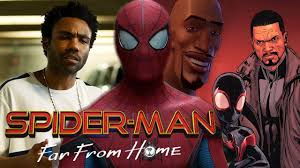 Spider-Man Far From Home: Was Miles Morales Snapped? Aaron Davis Becomes  the Prowler? - YouTube