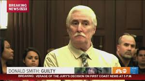 Donald Smith found guilty in the 'brutal' kidnapping, rape and murder of  Cherish Perrywinkle | firstcoastnews.com