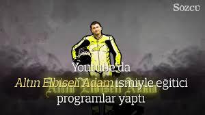 ALTIN ELBİSELİ ADAM ÖLÜM ANI l BARKIN BAYOĞLU - YouTube