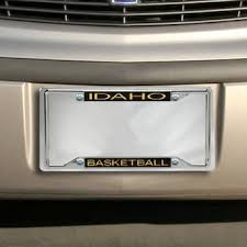 Idaho Vandals License Plates Vandals Seat Covers Keychains Car Flags Fanatics