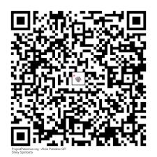 442 - Shiny Spiritomb.png - Generation 7 - QR Codes - Project ...