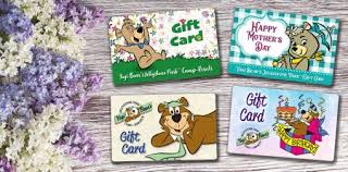 jellystone park gift card program