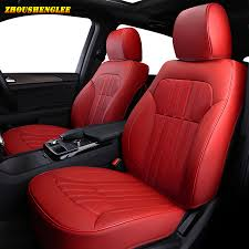 leather car seat cover for ford fiesta