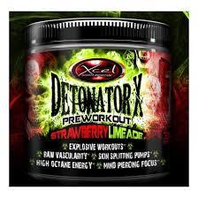 detonator x icon supplements